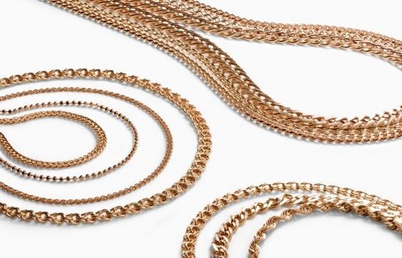 Виды плетения цепочек: ТОП-20 самых популярных моделей