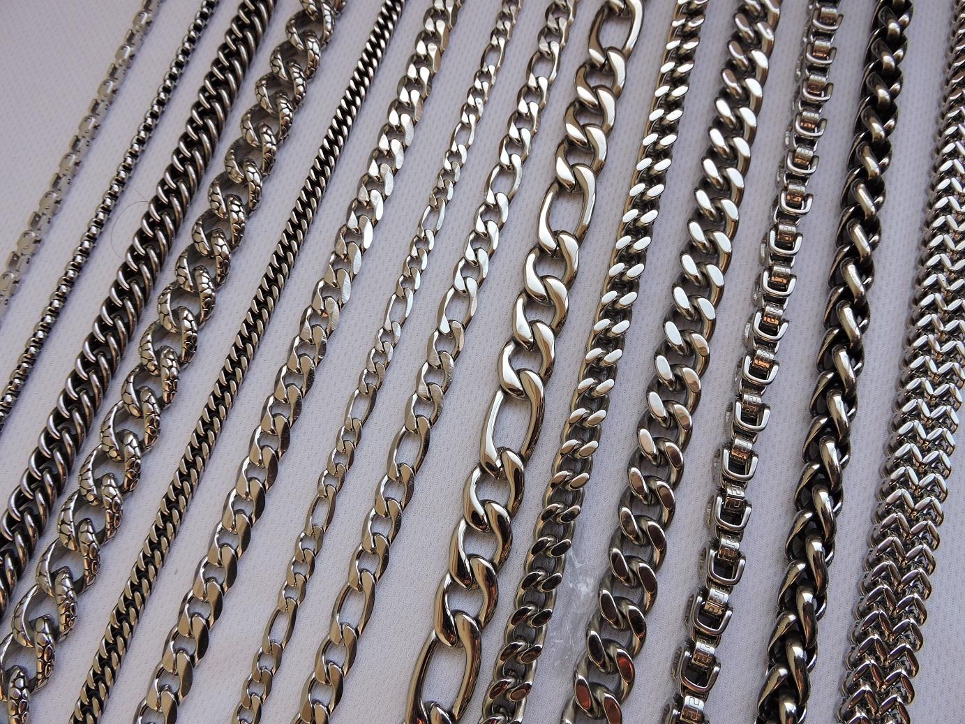 цепочки из стали