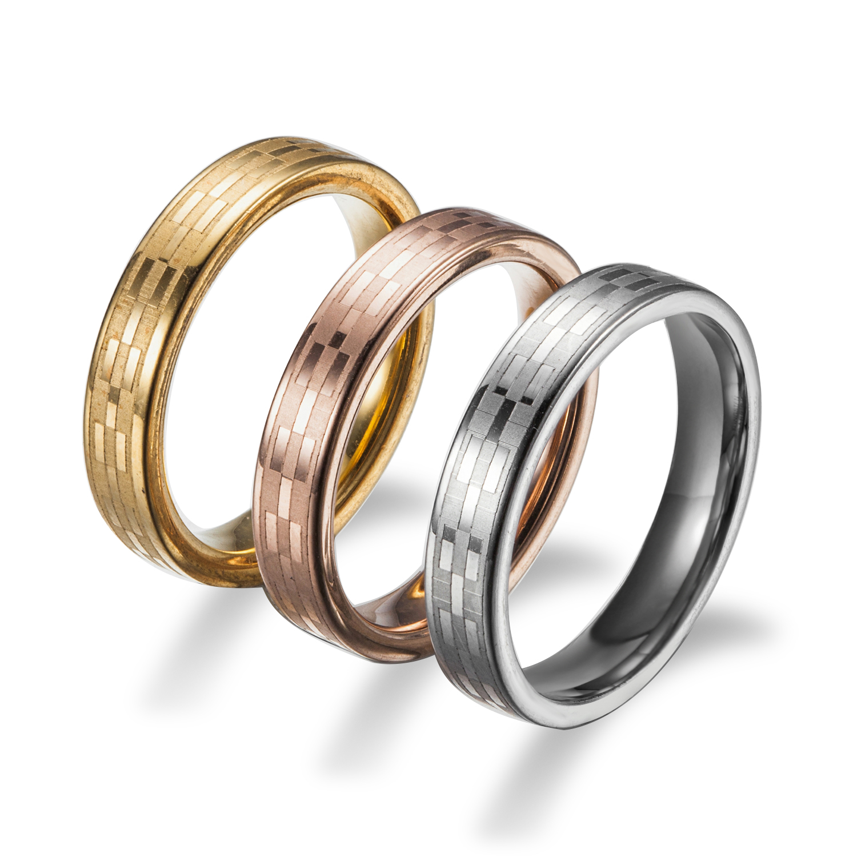 Стальные кольца