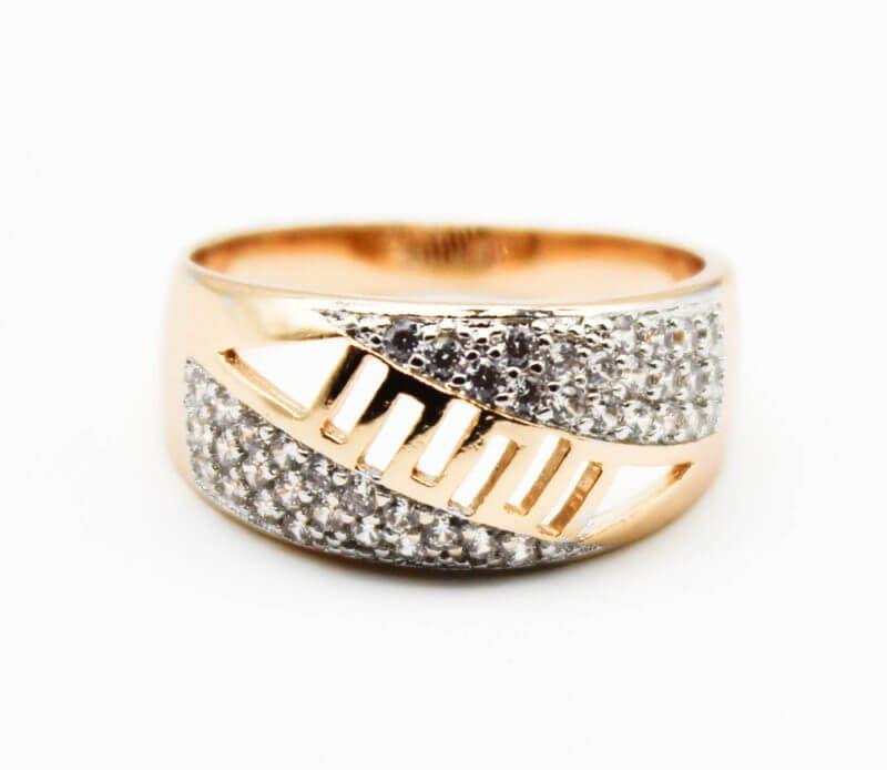 кольцо из медицинского золота