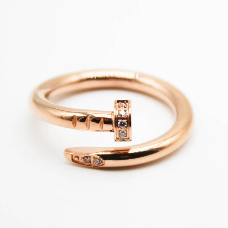 кольца из ювелирной стали