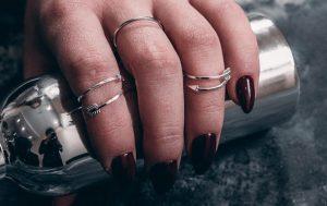 материал кольца из медицинской стали