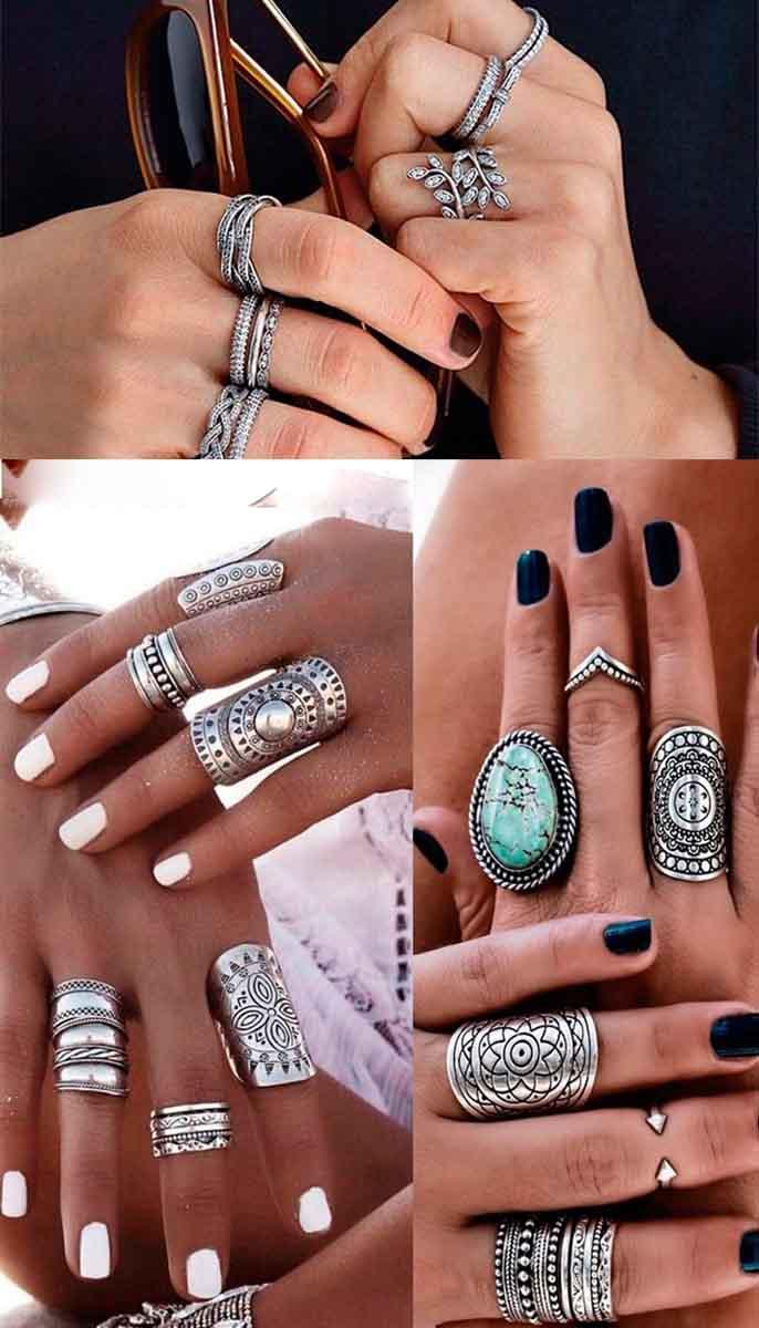 Хьюпинг кольца